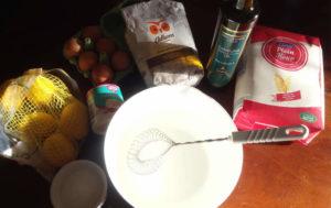 Camelina Oil pancakes