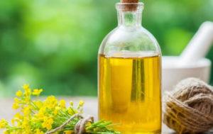 bottle rapeseed oil