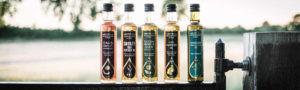 Newgrange Gold range of Camelina & Rapeseed Oils