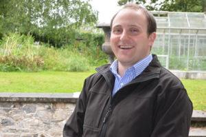 Jack Rogers, Manager, Newgrange Gold