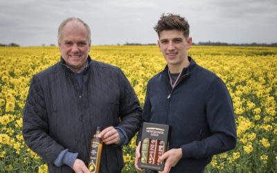 Where Does Our Seed Oil Come From? Hobson Family
