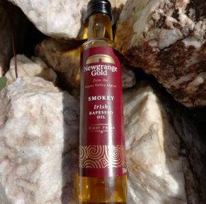 Smokey Irish Rapeseed Oil