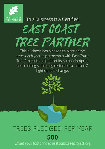 East Coast Tree Project